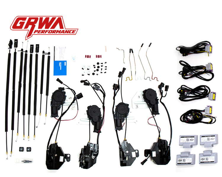 2018 High Quality GRWA Auto Car electric suction doors for BMW