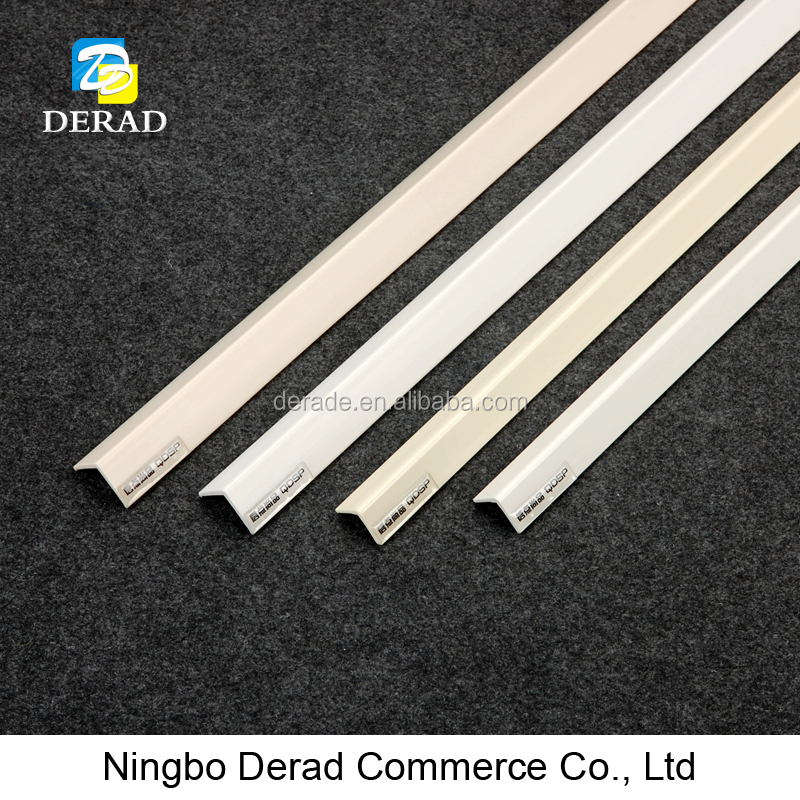 Sharp Edge Protection Plastic Tile Trim Corners Wall Guard
