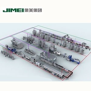 high quality UHT dairy milk production processing line equipment for sale