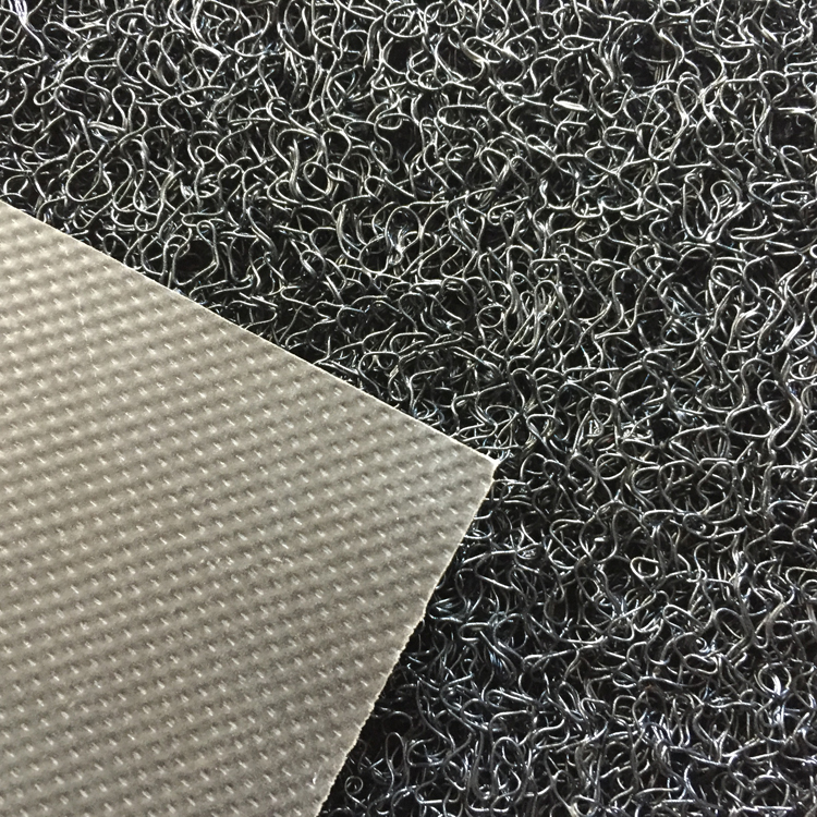 Vinloop Vinyl Pvc Spaghetti Water Drainable Floor Mat For Indoor