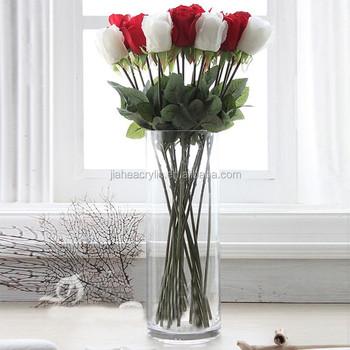Jachoo 100cm Acrylic Plexiglass Round Tube Vase Buy 100cm Tall