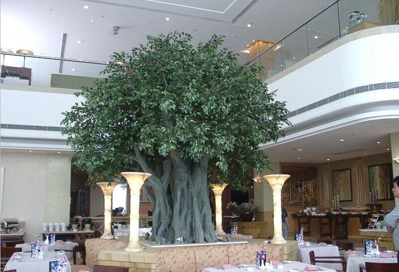 2014 Sj At081 Handmade Banyan Tree Bonsai For Landscape Project ...