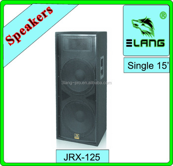 Rcf Speaker Box Single 18 Subwoofer High Power Karaoke Speaker - Buy Double  18 Subwoofer,High Power Speaker,Karaoke Speaker Product on Alibaba com