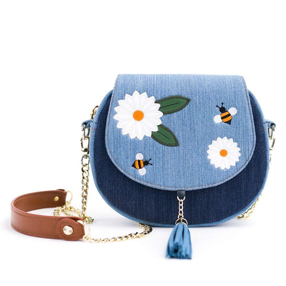 Female Bag Tassel Mini Bag Cute Little Chain Slant Bag Fashion Single Shoulder Bag,B