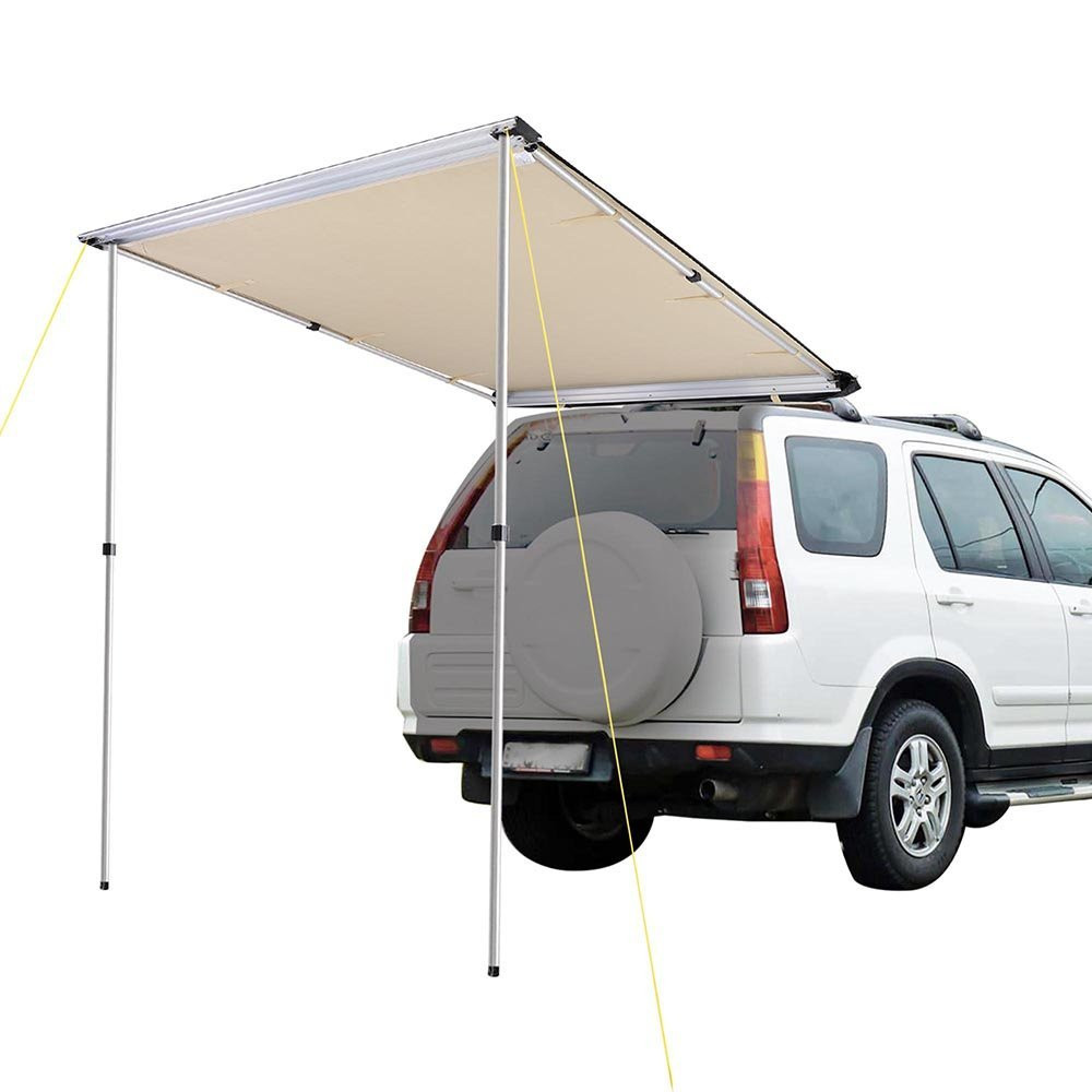 Easy Set Up Camping Car Awning Camper Trailer Roof Top ...