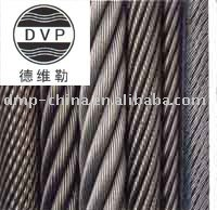 Linear Contact Steel Wire Ropes