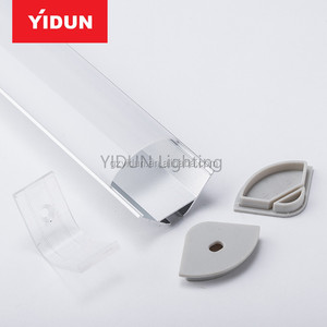 YIDUN Lighting Waterproof Led Profile Led Aluminium Profile for Led Strip Light IP65 1M 2M 3M
