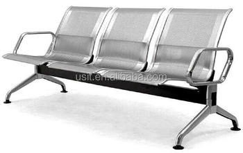 Uw-519 Perforated Steelgang Waiting Seat For Hospital And Airport ...