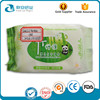 OEM Non-woven Spunlace Baby Wet Tissues