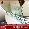 316 stainless steel glass metal balustrade staircases indoor stair handrail design