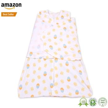 5ecd977c6d Sleepsack 100% Cotton Wearable Blanket Baby Sleeping Bag - Buy ...