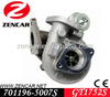 GT1752S turbocharger for Nissan Patrol Car with RD28T Engine 701196-5007S