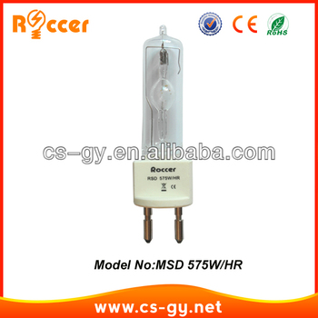 Hmi 575 Hr G22 Metal Halide Lamp Bulb Light