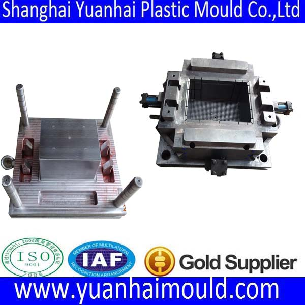 plastic fish crate mould supplier in Shanghai