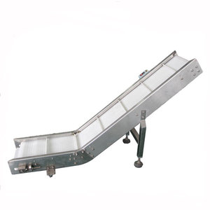 best price high quality finished product output conveyor belt for packing production line