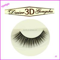 OEM eyelashes manufaturer wholesale eyelashes free fake eyelashes false lashes sample