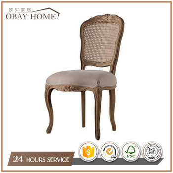 French Country Luxury Cane Back Dining Chairs Antique Room Furniture Wooden Designs Design