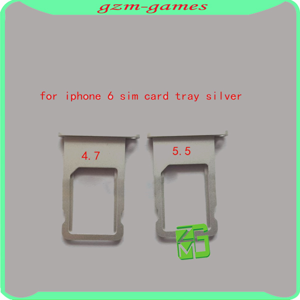 Mobile Phone Sim Card Connector For Apple Iphone 6 Replacement ...