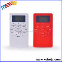 DSP software processing portable digital pocket size radio