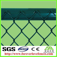Quality-assured professional made used chain link fence gates