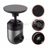 1080P DVR Vehicle Camera Recorder G-Sensor car front view camera With GPS Route Tracking And Wifi Connection