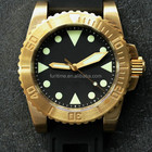 Brass Automatic Diving Rolexable watch for diver