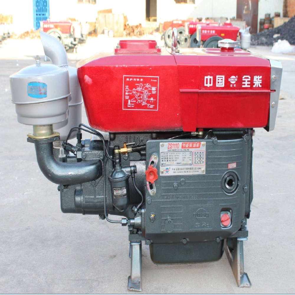 ZS1110 Diesel engine Single cylinder 4-stroke18hp