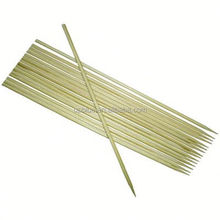 Bamboo paddle skewer/bbq stick