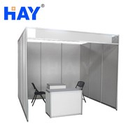 3x3 Aluminum Shell Scheme Exhibition Stands