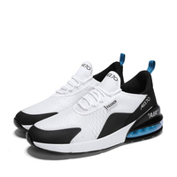 YL air cushion shoes Fashionable Breathable Casual Sports Shoes men women