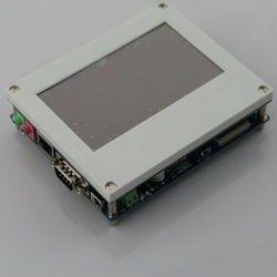 7inch WinCE 6.0 embedded ARM panel PC, LINUX 3.4.4 Industrial ARM control PC, 4.3inch ARM Rugged Panel Computer