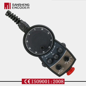 reliable sensor pendant multi function high quality 25ppr handwheel encoder MPG