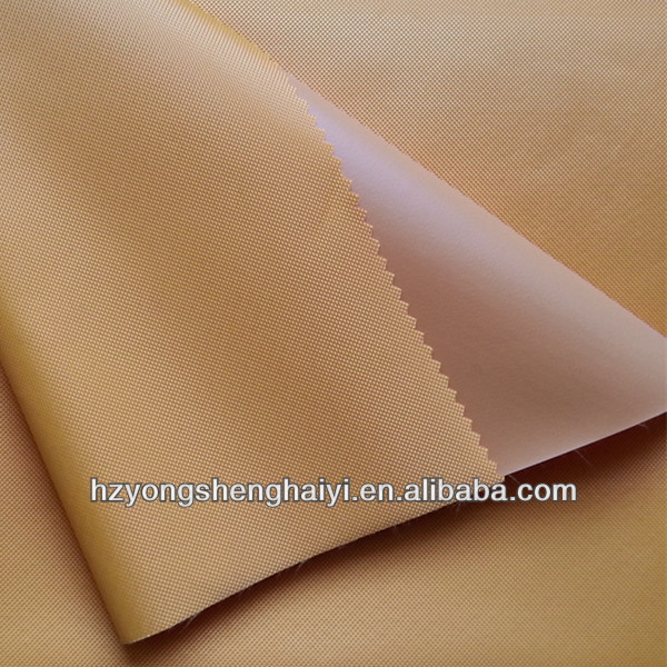 Specialize manufacture polyester oxford pvc diamond coated