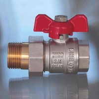 "global 400 wog 2"" long welding hot sell locking handle ball valve"