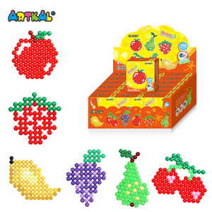 Learning Toys Water Perler Hama Beads for Kids