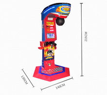 2019 Hot Verkoop ultimate grote arcade punch <span class=keywords><strong>machine</strong></span> punch boxing <span class=keywords><strong>game</strong></span> <span class=keywords><strong>machine</strong></span> te koop