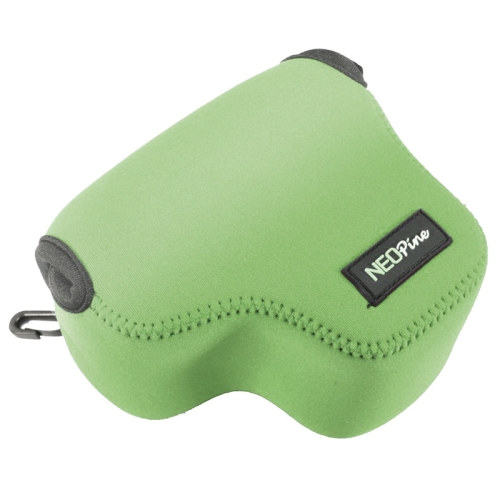 Shockproof Soft Case Bag with Hook for Canon PowerShot G3X Camera