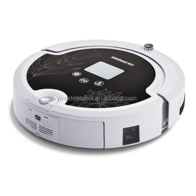 C571 Housekeeping Large Suction Anti-collision Robot Vacuum Cleaner xr210 Hoover