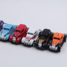 12PCS  factory pull back alloy toy diecast model car