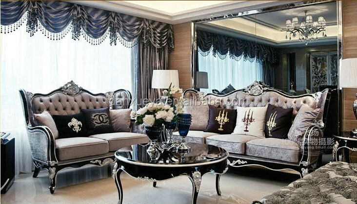 Wonderful Baroque Furniture Moroccan Living Room In Usa Part 8