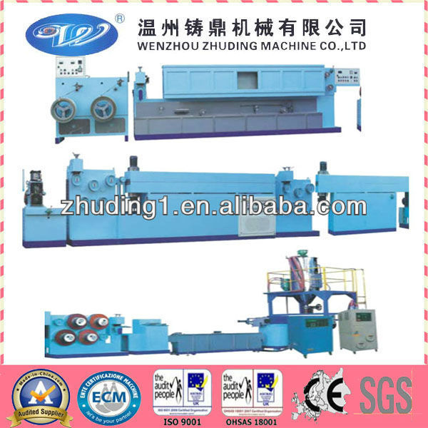 PP reggette making machinery