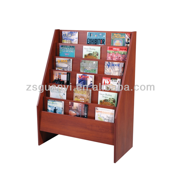 Wooden Books Stands Wooden Magazine Shelf Buy Book Stand