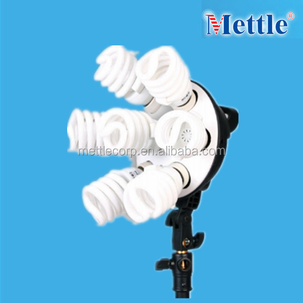 professional photography super lamp holder with bulbs -SLH7