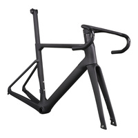 2020 Newest Light T800 AERO Flat Mount Disc Carbon Road Frame