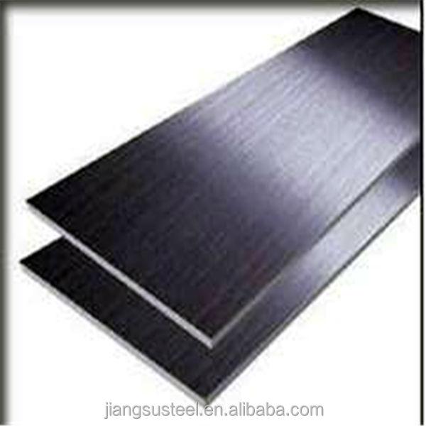 Hoja de chapa de acero inoxidable 304 316 430 con precio - Precio chapa acero ...