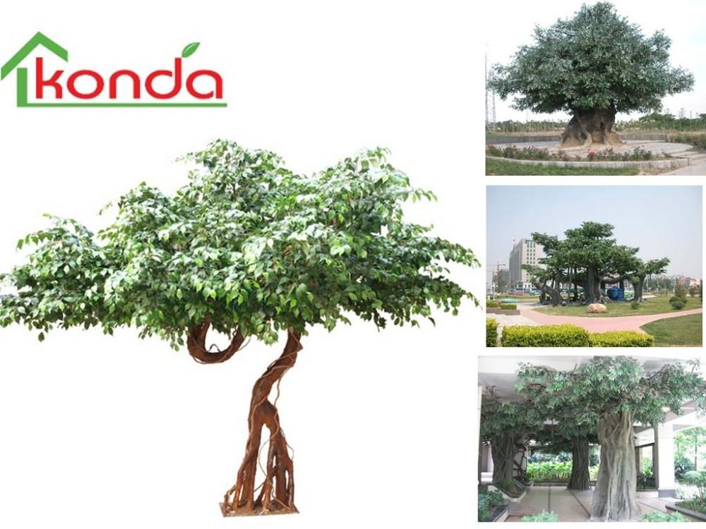 Faux ficus arbre grand ext rieur bonsa s artificielle - Arbre exterieur ...