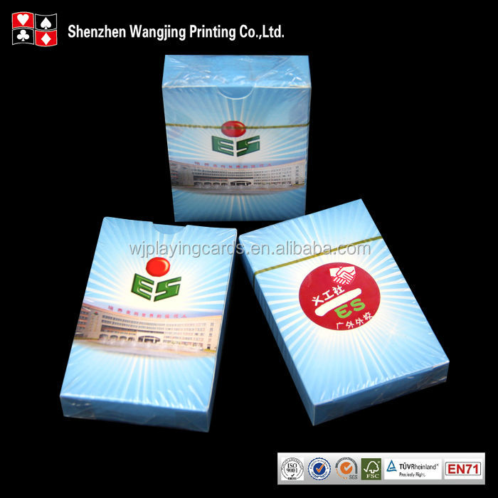 Wholsale Custom Branded Playing Cards