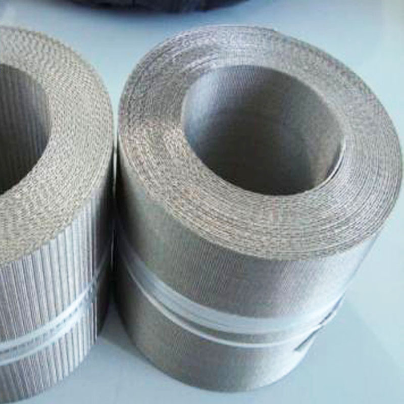 Stainless steel automatic belt filtering net