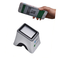 qr code scanner / mini cash register standalone machine pos system / card payment terminal