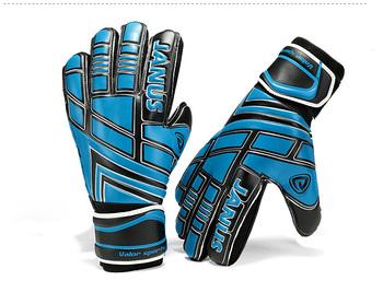 Professional Goalkeeper Gloves Kids Men Football Goal Keeper Anti